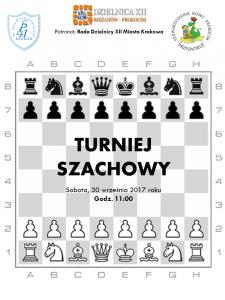 Plakat - szachy (3)